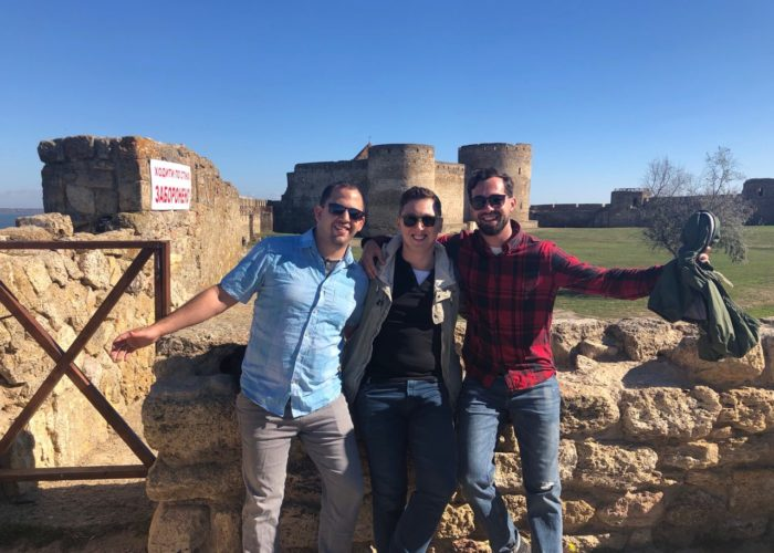 Private Tour To Akkerman Fortress and Shabo winery