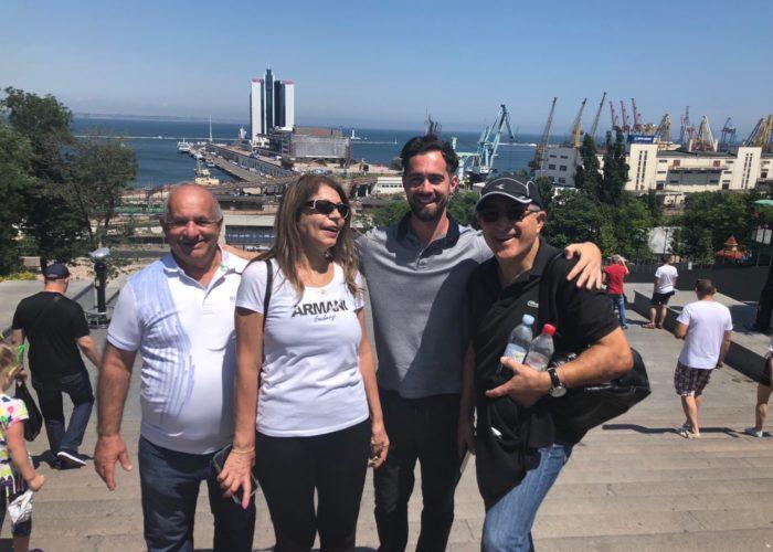 Odessa city tour